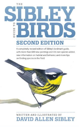 Field Guide Reviews for bird field guides the United States and Canada.