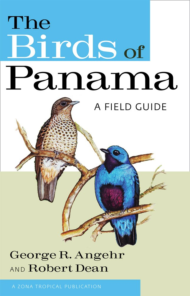 Birds of Panama cover