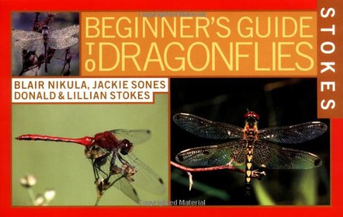 Stokes Beginner's Guide to Dragonflies