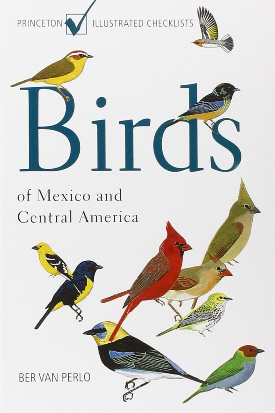 Birds of Mexico and Central America: (Princeton Illustrated Checklists