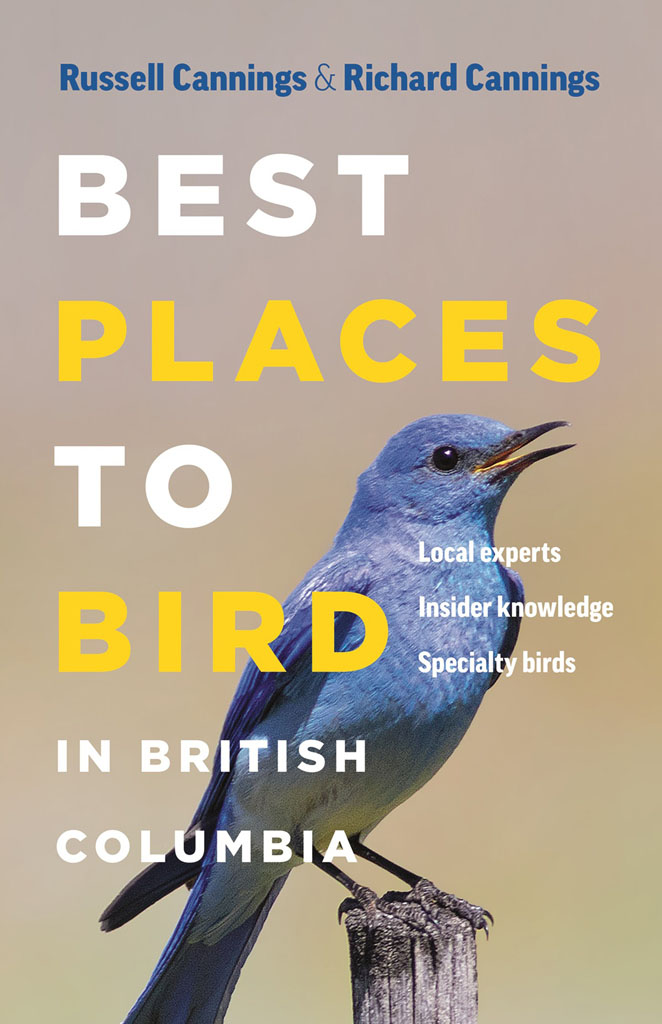 Best Places to Bird in British Columbia