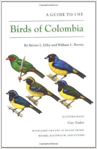 A Guide to the Birds of Colombia