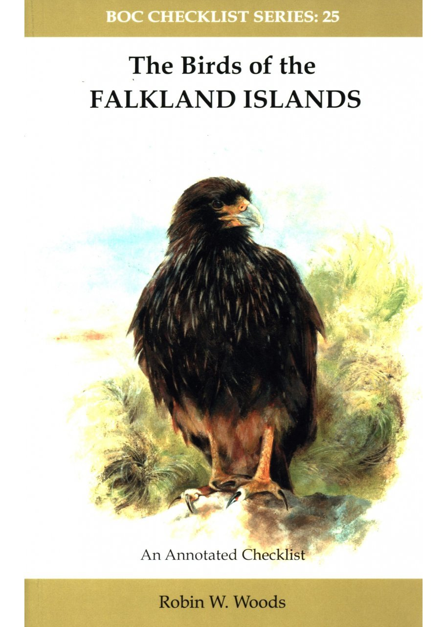 cover Falkland Island Checklist